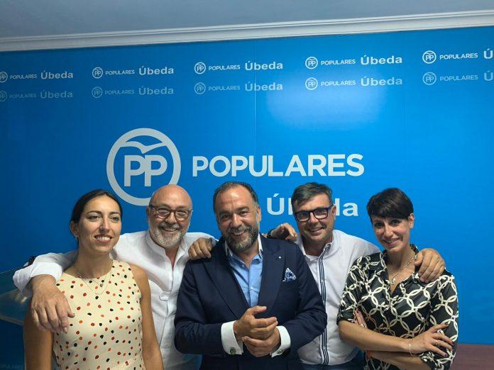 Nuevo Grupo Municipal del PP.